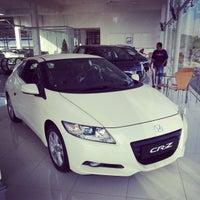 Photo taken at Honda Global Amity - Bangi by Huzaifi H. on 12/22/2012