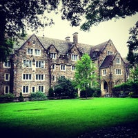 Photo taken at Duke University by Diana G. on 7/14/2013