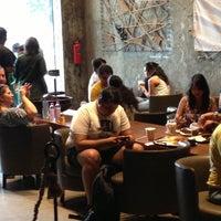 Photo taken at Starbucks Coffee by Vivek R. on 4/21/2013