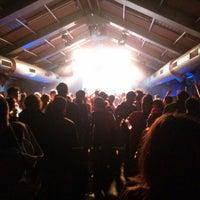 Photo taken at Beursschouwburg by Kash C. on 3/28/2014