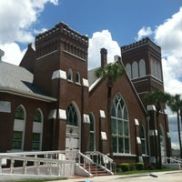 Photo taken at First United Methodist Church of Kissimmee by Ronald G. on 5/3/2013