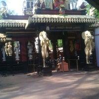 Photo taken at Mukkolakal Temple by Sunay B. on 4/13/2013