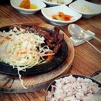 Photo taken at Won Korean by Carmen on 6/22/2016
