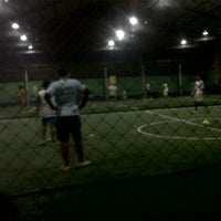 Photo taken at Bangli Futsal Arena (BFA) by Yoga A. on 1/19/2013