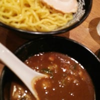 Photo taken at ラーメン屋 デビット by Hiroshi O. on 7/3/2014