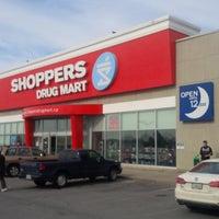 Photo taken at Shoppers Drug Mart by Roy B. on 3/9/2013