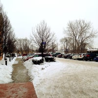 Photo taken at TownePlace Suites Detroit Warren by sman on 2/8/2014