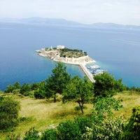 Photo taken at Kusadasi Orman İsletme Tesisleri by Hakkı A. on 5/14/2014