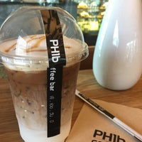 Photo taken at PH1b coffee bar by MiizNC on 1/31/2017