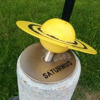 Photo taken at Saturnus by Rasmus S. on 6/1/2014