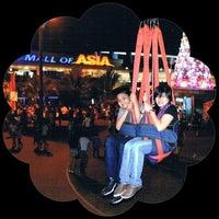 1/4/2013 tarihinde Pheichulziyaretçi tarafından Mall of Asia Zipline'de çekilen fotoğraf