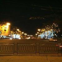 Снимок сделан в Площадь Суворова пользователем Dana L. 11/14/2012