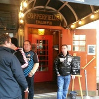 Photo taken at Copperfields English Pub by Supportersvereniging P. on 11/8/2012