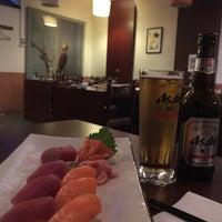 Photo taken at Yoshi Sushi by Batu on 9/8/2015