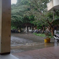 Photo taken at Gedung 4 Fakultas Peternakan by mulia i. on 11/19/2012