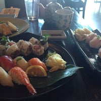 Photo taken at Sushiko Japanese Grill by Jennifer S. on 5/19/2014