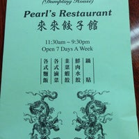 Photo taken at Pearl's Oriental Restaurant by Shirley . on 5/10/2013