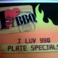 Photo prise au I Love Backyard BBQ par Tere V. le3/25/2013