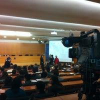 Photo taken at Universitat Jaume I (UJI) by Carlos on 1/26/2013