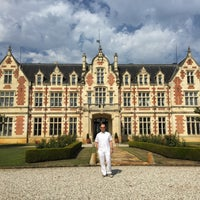 Photo taken at Château Brane Cantenac by Deniz D. on 7/16/2015