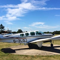 Photo taken at Denham Aerodrome by Chris P. on 7/29/2014