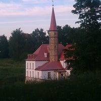 Снимок сделан в Приоратский дворец / Priory Palace пользователем Vera G. 6/22/2013