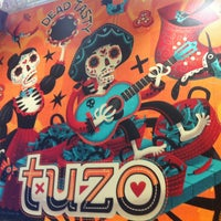 Photo taken at Tuzo Mexican Kitchen by Gustavo T. on 1/18/2013