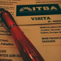 Photo taken at Instituto Tecnológico de Buenos Aires (ITBA) by Tomas P. on 5/30/2014