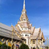 Photo taken at Wat Sothon Wararam Worawihan by DRair W. on 5/1/2013