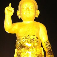 Photo taken at Sanam Luang by DRair W. on 2/27/2013