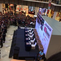 Photo taken at Paradigm Mall by Kay T. on 11/1/2014