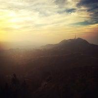 Photo taken at Hollyridge Trail by Josiah F. on 11/27/2012