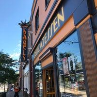 Photo taken at Rosenberg's Bagels & Delicatessen by Josiah F. on 7/16/2017