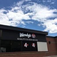 Photo taken at Wendy's by Josiah F. on 7/3/2016