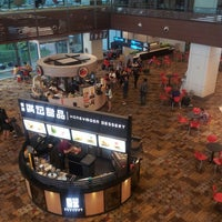 Photo taken at Terminal 1 by Sezali Z. on 4/28/2013