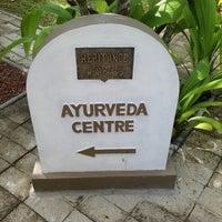 Photo taken at Ayurveda Centre by Makoto K. on 8/15/2013