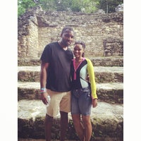 Photo taken at Mayan Ruins by Ashley K. on 12/15/2013