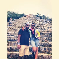 Photo taken at Mayan Ruins by Ashley K. on 12/16/2013