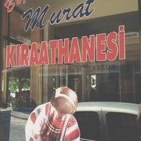 Photo taken at Murat Kiraathanesi by Gizem O. on 7/10/2013
