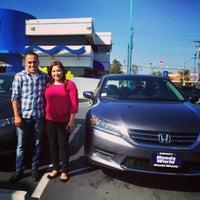 Photo taken at Honda World Downey by Honda World Downey on 4/29/2015