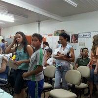 Photo taken at Escola Municipal Ivone Varela by Rony S. on 10/29/2012
