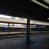 Photo taken at Platform 2 by Merry on 11/21/2015