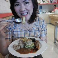 Photo taken at Warung Siomay by Angeline T. on 5/29/2014