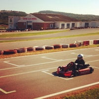 Photo taken at Karting Club Vendrell by Daniel G. on 11/29/2013