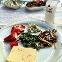 Photo taken at Karina Balık Restaurant by D. A. on 7/7/2013