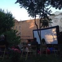 Снимок сделан в Арт-сквер «Небесної Сотні» пользователем Iryna G. 5/27/2017