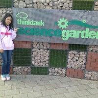 Photo taken at thinktank Science Garden by Pratch on 3/1/2014