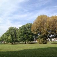 Photo taken at Adderley Park by Pratch on 9/24/2013