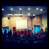 Photo taken at TEI Θεσσαλίας by Dennis P. on 12/3/2012