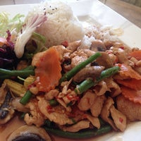 Photo taken at Khao San Rd by Worrarat K. on 4/18/2014